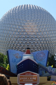 Epcot's Food & Wine Festival