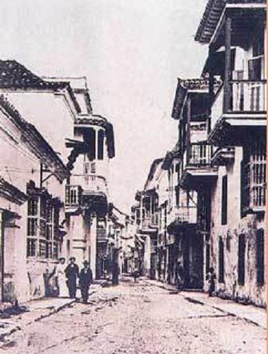 Streetview circalate 1800s