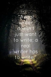 A Real Writer