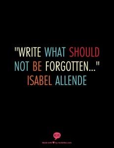 Allende Quote