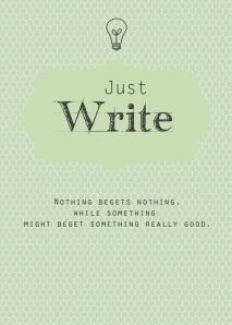 Just Write2