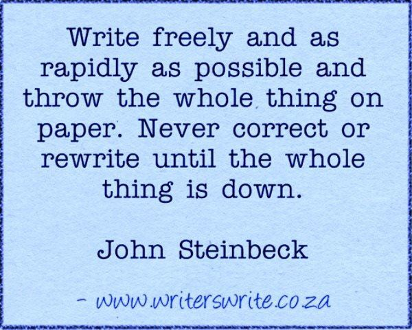 Image result for writing revision quotes