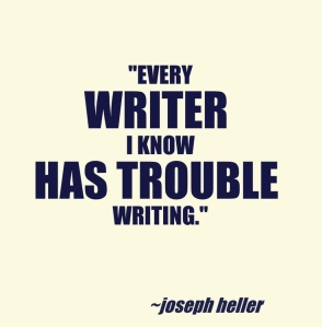 Writing Trouble